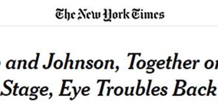 被问是否辞职 同惹上麻烦的特朗普替约翰逊回答