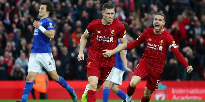 冷静强壮 合同年的米尔纳暗示想与利物浦续约