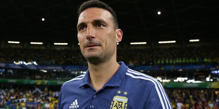 斯卡洛尼:战平德国是执教来球队最佳表现