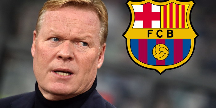 """荷兰足协官员确认科曼执教合同中有""""巴萨条款"""""""