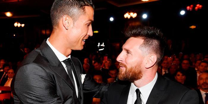 C罗:我和梅西的竞争让我成为了更好的球员