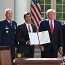 美兩黨就國防政策法案達一致 或創建新的太空部隊
