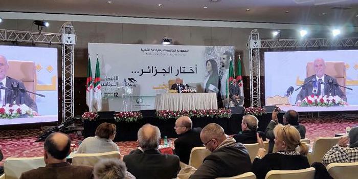 阿爾及利亞大選結果揭曉 前總理特本當選新總統