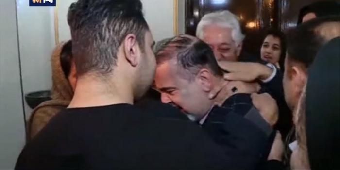 伊朗:已准备好与美国互换更多在押人员