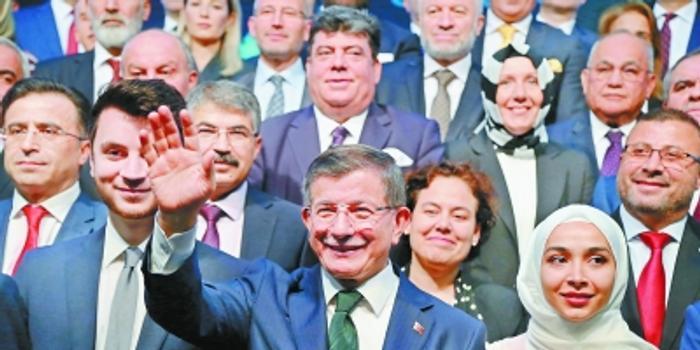 叫板埃爾多安 土耳其前總理組建新黨