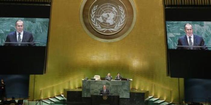 无视美国反对 联合国大会批准俄罗斯这项决议草案