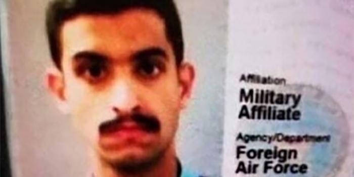 枪击案前 沙特军官疑似发文:美国是邪恶之国