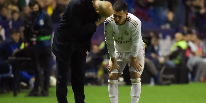 阿扎爾確認腿骨骨折 或影響六月歐洲杯出戰