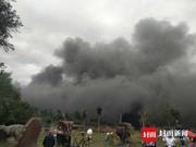 山西太原台骀山景区火灾13人遇难 节前当地曾做过消防检查