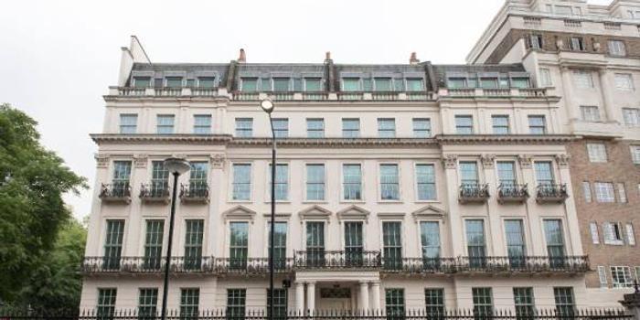 中国地产大亨将以18亿元买下伦敦别墅 刷新英国纪录