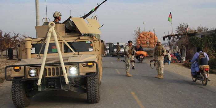 阿富汗美军今年首次伤亡:路边炸弹袭击 2死2伤