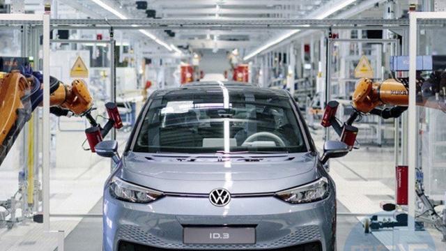 大众或将计划生产ID.1和ID.2纯电动车
