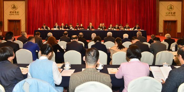 中国驻斯里兰卡大使程学源当选为中国侨联副主席