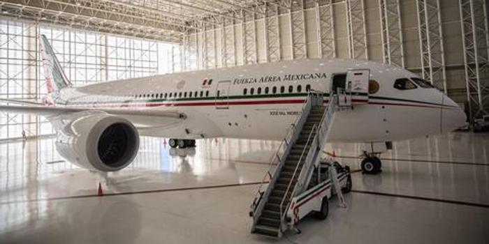卖总统专机找不到买家 墨西哥考虑发彩票抽奖得飞机