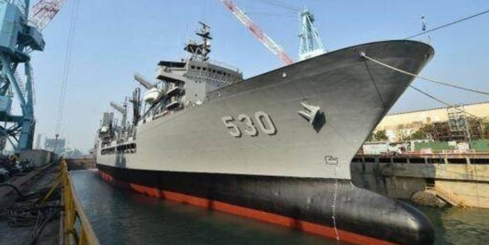 台军舰空压机爆炸致2伤 军方疑封锁消息