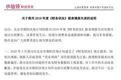 网红燕窝小仙炖回应瞒报超三千万亏损:系填报人员疏忽