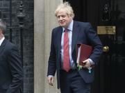 外媒:约翰逊脱欧法案获英国议会通过 待女王签字