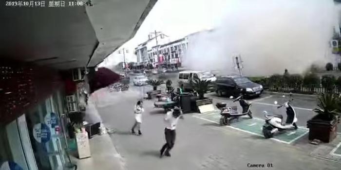 江苏无锡致9死10伤小吃店爆炸调查结果:刑拘6人
