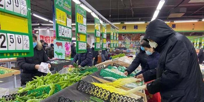 每天600吨新鲜菜 发改委协调增加武汉蔬菜供应