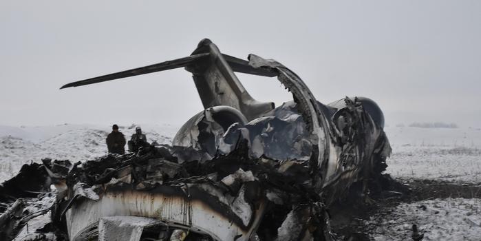 美军抵达阿富汗坠机现场 发现两军人遗体和黑匣子