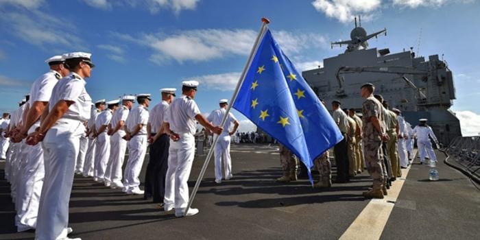 """英国如期 """"脱欧"""" 与欧盟防务合作走向何方?"""
