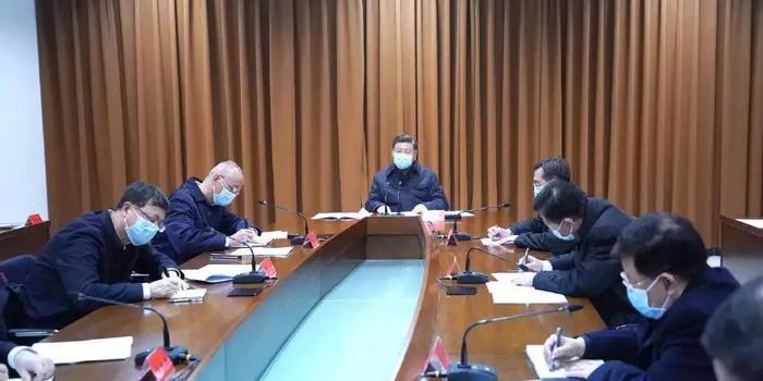 习近平:北京作为首都,做好疫情防控工作责任重大