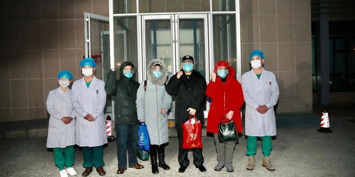 好消息!天津又有4名康复患者出院