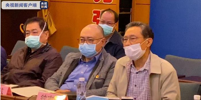 钟南山院士:根据模型预测 2月中下旬疫情可能到达高峰