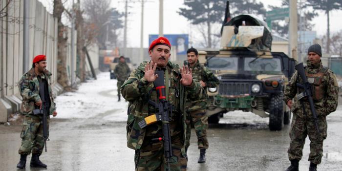 阿富汗首都军校附近遭自杀式袭击 致5人死亡12人受伤