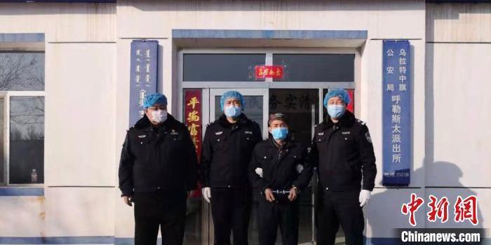 疫情防控无处躲 一盗窃尸体在逃嫌犯在内蒙古自首