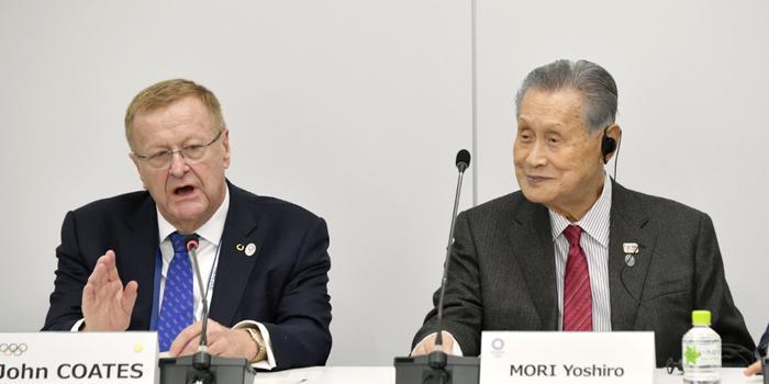 """东京奥组委:奥运会将如期举行,没有准备""""B计划"""""""