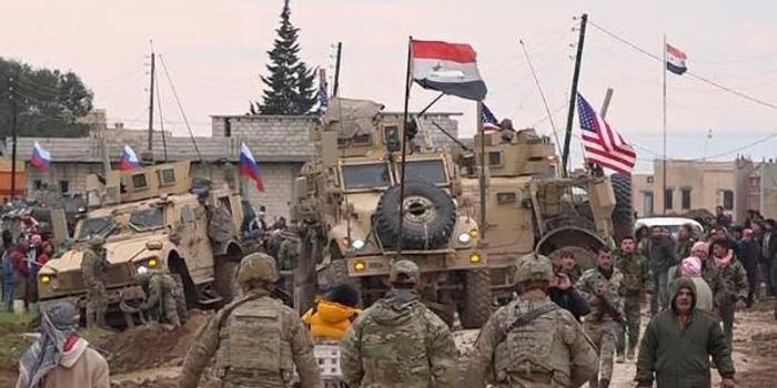 俄媒曝美军与叙平民冲突:发生口角后美军开枪乱射