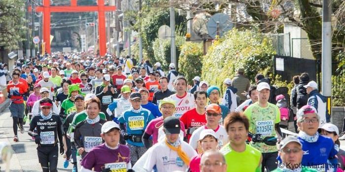 超九成中国跑者退出京都马拉松 只有28人参加比赛