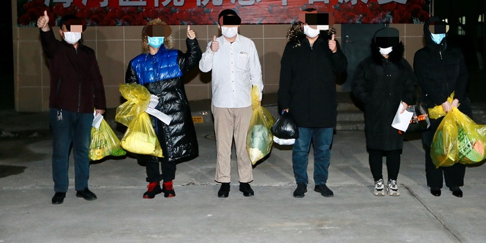 天津又有8名患者康复出院 累计45人总占比超1/3
