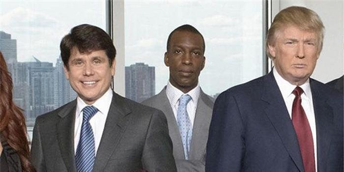 他们因腐败、欺诈锒铛入狱,而今被特朗普赦免了