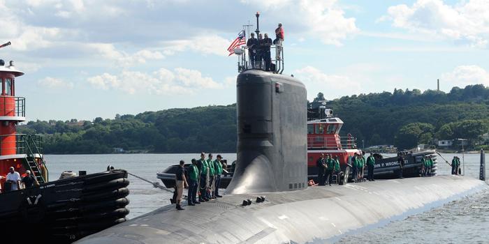 美軍將在這款潛艇部署高超音速武器 1艘艇帶40枚導彈