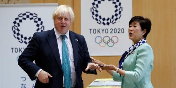 伦敦准备接手东京奥运会?东京:这不合适