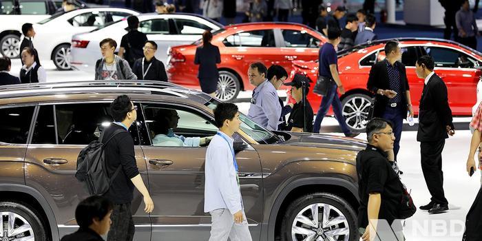 北京車展延期:1200家展商