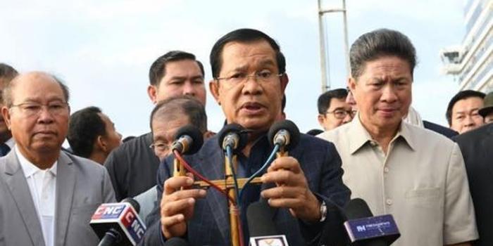 柬埔寨首相:柬埔寨一定會對人道主義事務負責任