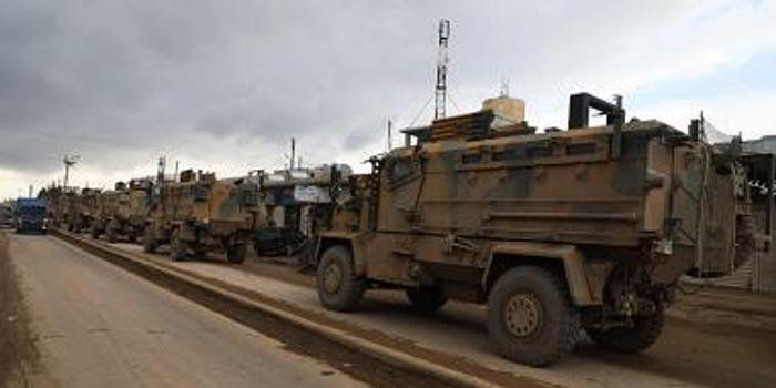 一名土耳其士兵在伊德利卜身亡