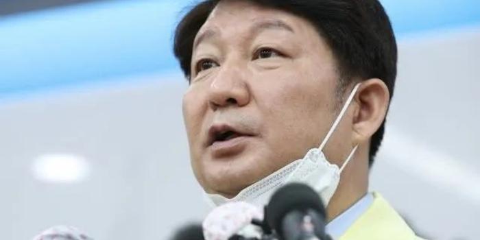通报三个重要的韩国疫情信息