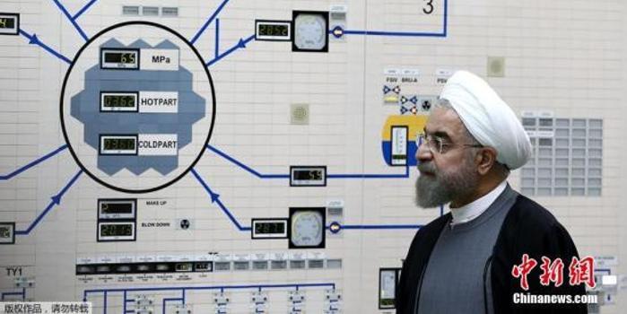 美国对伊朗实施药品制裁?美方否认伊总统怒斥