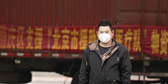 退役老兵單人單車3500公里西藏赴武漢疫區送物資