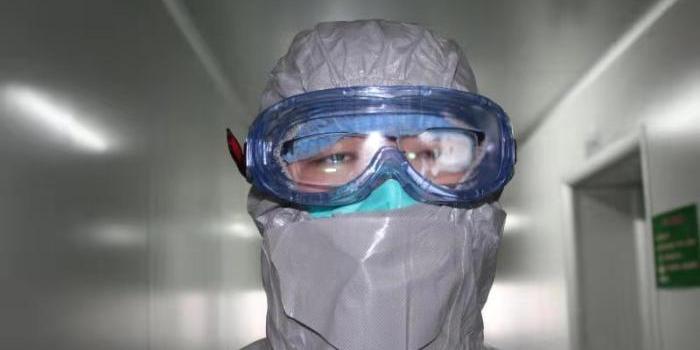 """核酸檢測員邢方超:近距離""""對峙""""病毒一個月"""