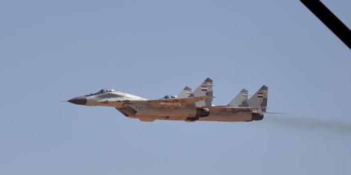 多架战机被击落后,叙军又摔了架米格29,飞行员牺牲