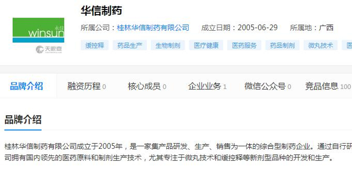 长江健康:二级子公司华信制药失控