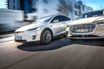 德国汽车巨头还能追上特斯拉吗?
