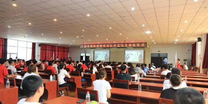 北京冬奥组委成立滑雪战队河北分