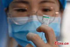 Taiyuan administers over 80,000 COVID-19 vaccine doses