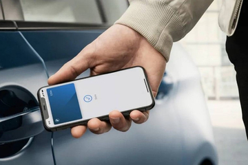 宝马宣布明年初推出超宽带版苹果车钥匙功能